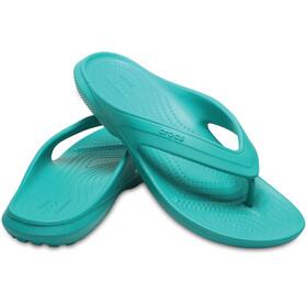 Crocs Classic Sandaler turkis